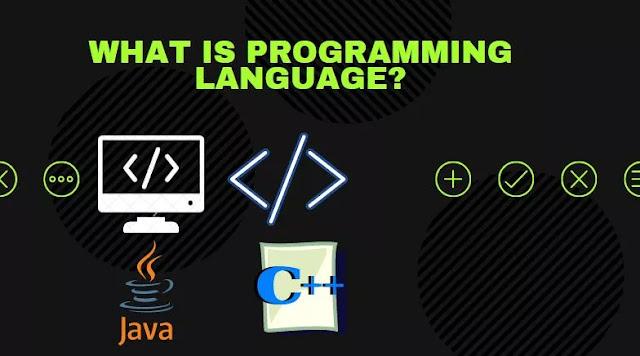 what-is-programming-language