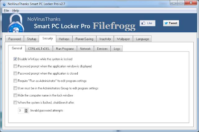 Smart PC Locker Pro 2.7 Final