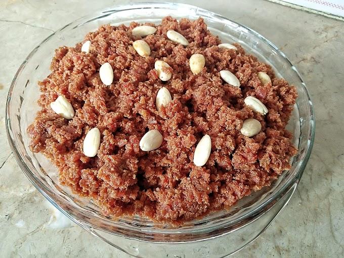 Gajar ka Halwa Recipe by Cooking with Saira