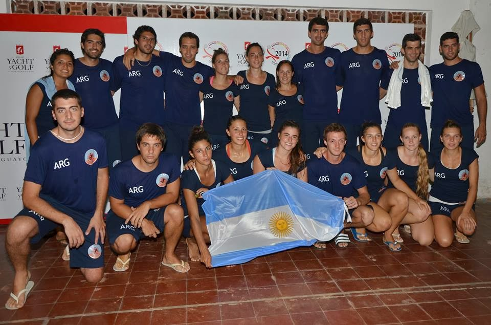 Argentina clasifica al Mundial de Beach Handball | Mundo Handball