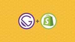 Gatsby JS & Shopify: Gatsby ecommerce sites [Gatsby 2020]
