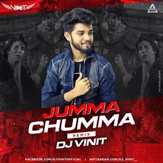 JUMMA CHUMMA - REMIX - DJ VINIT