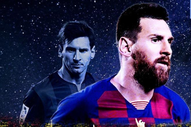 Messi và câu chuyện cổ tích dối trá tại Barca