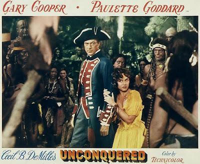 Los inconquistables (1947) Unconquered