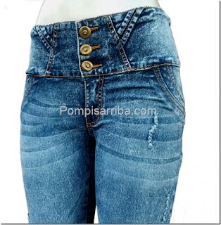 pantalón de mezclilla barato corte colombiano 2016 2016 zjeans ciclon Frida