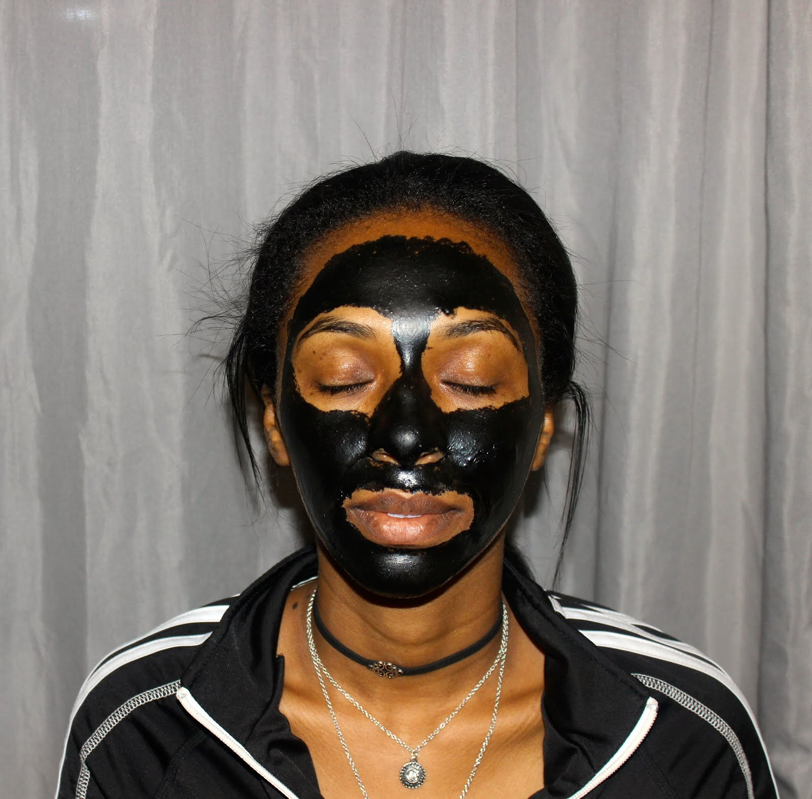 DIY Active Charcoal Mask