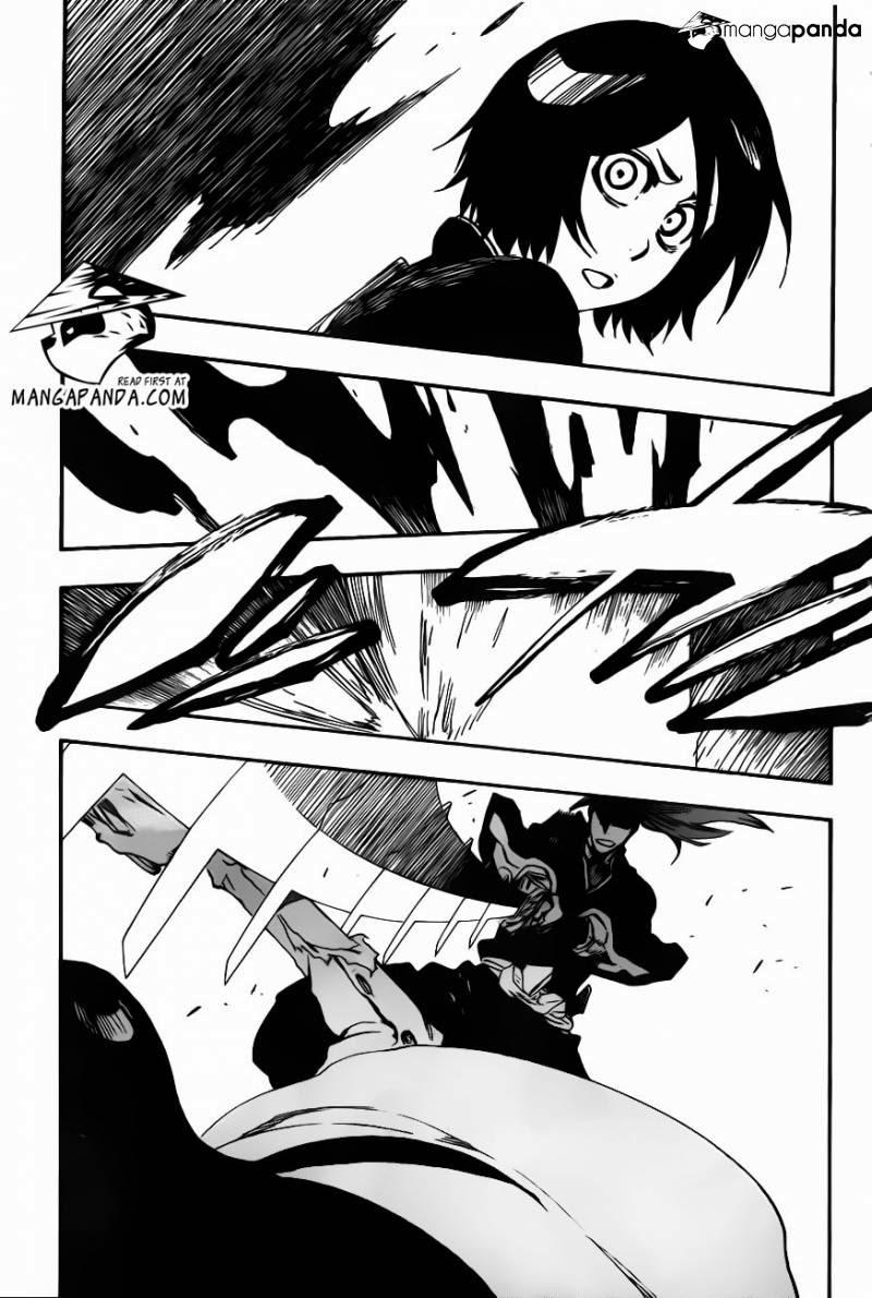 Bleach chapter 502 trang 5