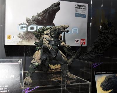 S.H.MonsterArts Godzilla (2017)