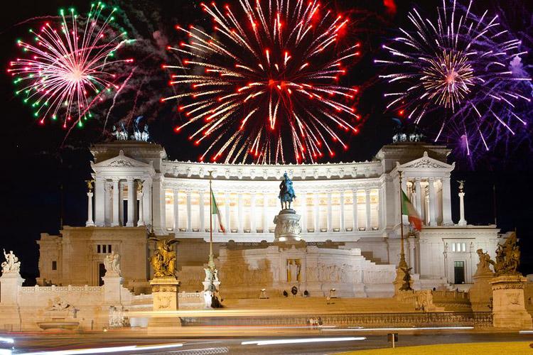 Días festivos en Italia y Roma