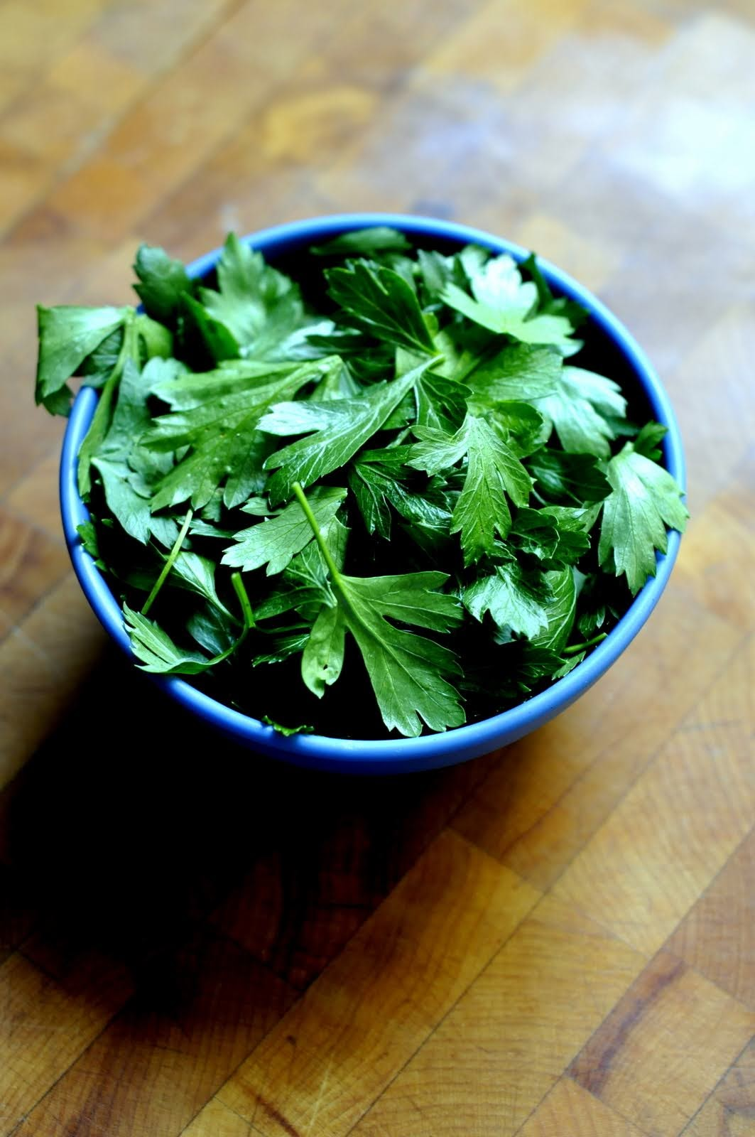 Fresh Italian Parsley | Taste As You Go