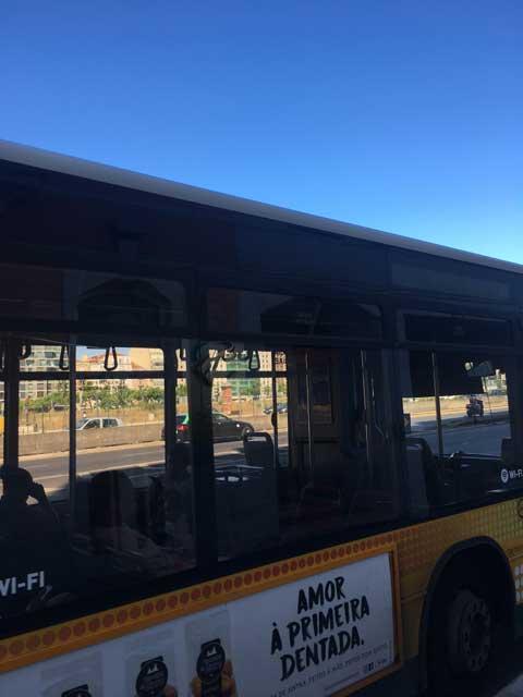727 Lisbon Bus