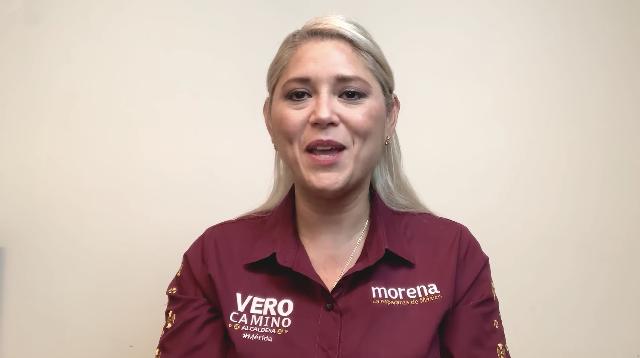 Morena es la segunda fuerza política de Yucatán, Verónica Camino