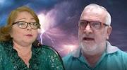 Briga, ameaça e discussão entre Naara e Romildo, sobre os fantasmas da presidenta
