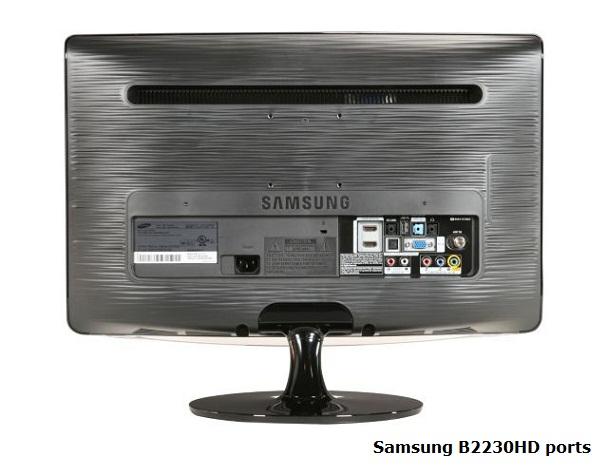 Samsung lcd tv usb video format