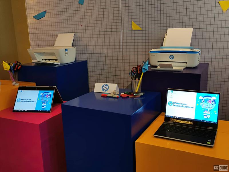 HP DeskJet Ink Advantage 3775 and the HP Pavilion x360