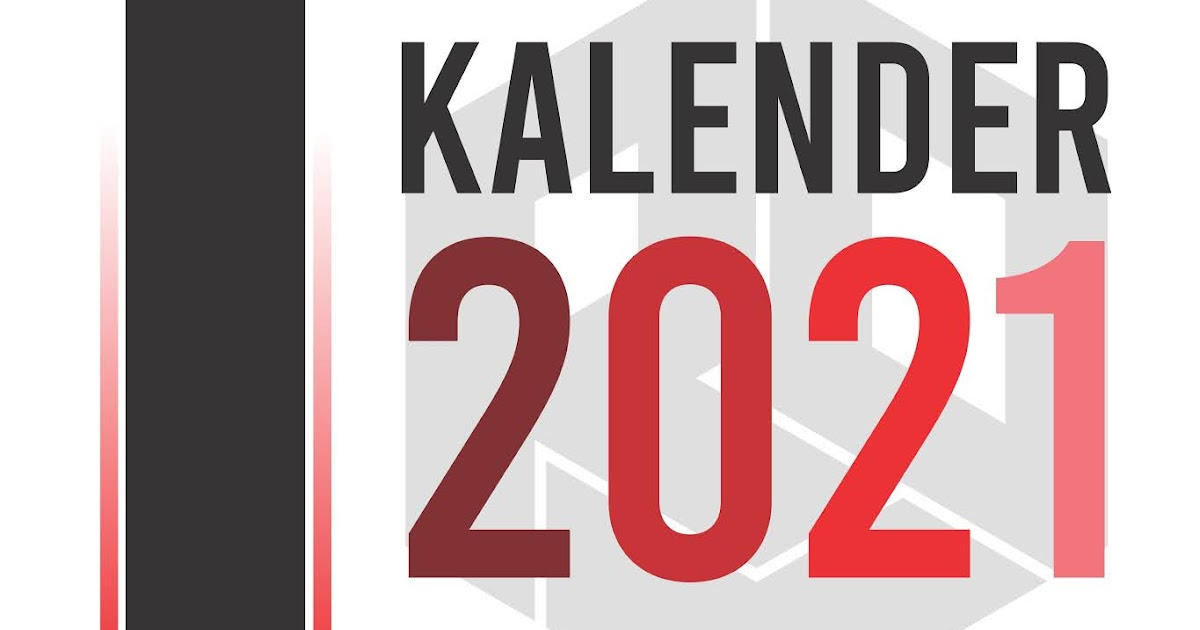 Download Master Kalender 2021 Lengkap Hijriah Jawa Cdr dan ...