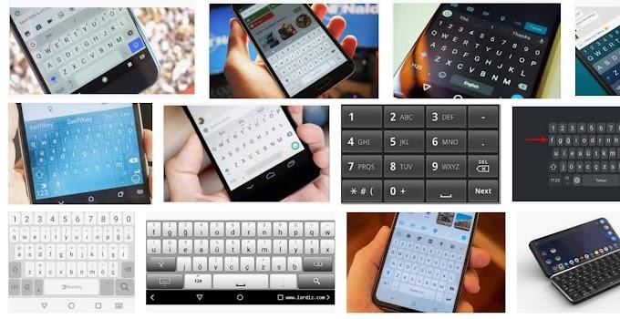 Telefon klavyelerinde Türkçe kelime çekimlerindeki eksiklikler (2014)