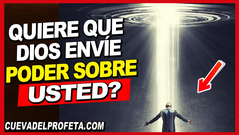 Quiere que Dios envíe poder sobre usted? - William Branham en Español