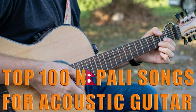 Top 100 Nepali Songs for Acoustic Guitar | Best Acoustic Guitar Songs are you can play on Acoustic Guitar with your friends, in success parties, birthday parties, gathering, fun time, free time like any celebration. We do not provide only a song list we also provide song's lyrics, lyrics with guitar chords, tabs, and a guitar lesson. Top 100 Nepali Songs for Acoustic Guitar, Best Acoustic Guitar Songsguitar chords of nepali songs with lyrics, easy nepali songs for guitar beginners, easy nepali songs for guitar beginners, best acoustic love songs, easy guitar songs acoustic nepali songs chords nepathya nepali song chords narayan gopal nepali songs lyrics collection himali nepali lyrics and chords guitar chords of nepali song farki farki guitar tabs free acoustic guitar tabs ultimate guitar app good acoustic guitar songs satisfaction tabs best electric guitar songs beat it tabs best acoustic songs best guitar songs hindi ultimate guitar forum nepali e chords 100 best acoustic songs nepali chords 1974 ad 70s acoustic guitar songs chords guitar tab forum acoustic guitar tabs fingerstyle nepali songs chords nepathya good easy guitar tabs for beginners nepali song chords narayan gopal songs with guitar in the title himali nepali lyrics and chords guitar chords of nepali song farki farki guitar songs classic rock best guitar songs to practice explore guitar