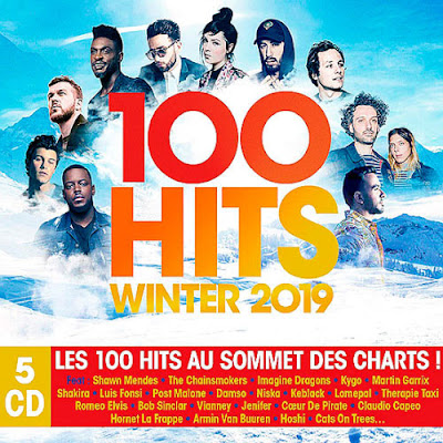 100 Hits Winter (5CD) (2019) Mp3