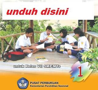 gambar buku paket kelas 7 KTSP
