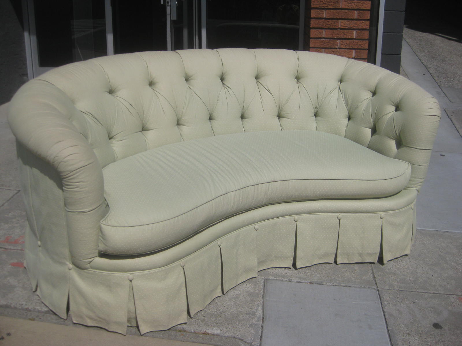 Couch Shabby Chic Uhuru Furniture Collectibles Sold Shabby Chic Couch 100