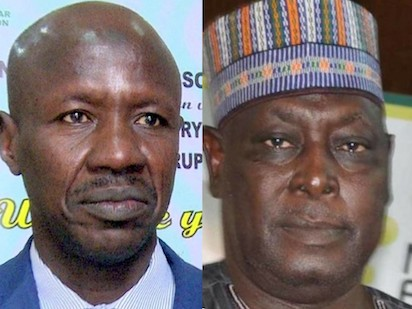 Buhari orders EFCC Chair, SGF's investigations