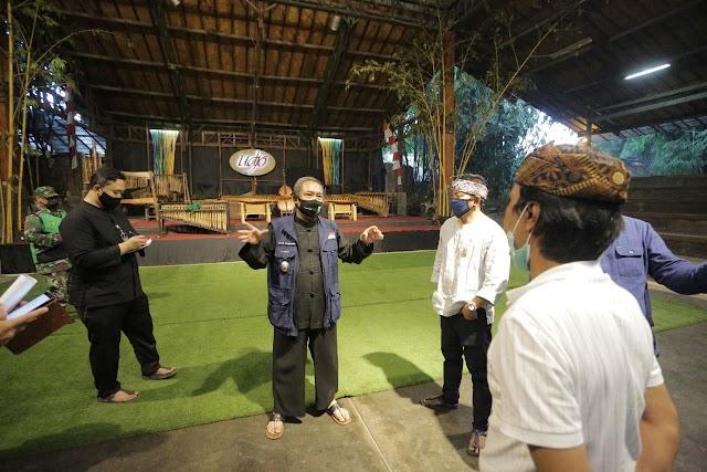 Tegakan Protokol Kesehatan, Yana Tinjau Sejumlah Hotel dan Tempat Wisata di Kota Bandung