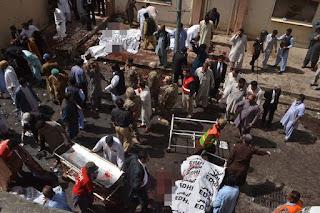 , Terror! 63 People Kill In Pakistan Suicide Bomb Attack In Quettain Hospital, Latest Nigeria News, Daily Devotionals & Celebrity Gossips - Chidispalace