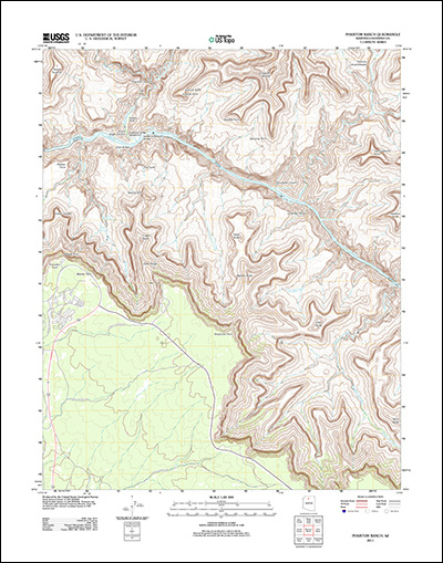 Topographic Map Usgs.Arizona Geology Arizona Topo Maps Now Online At National Map