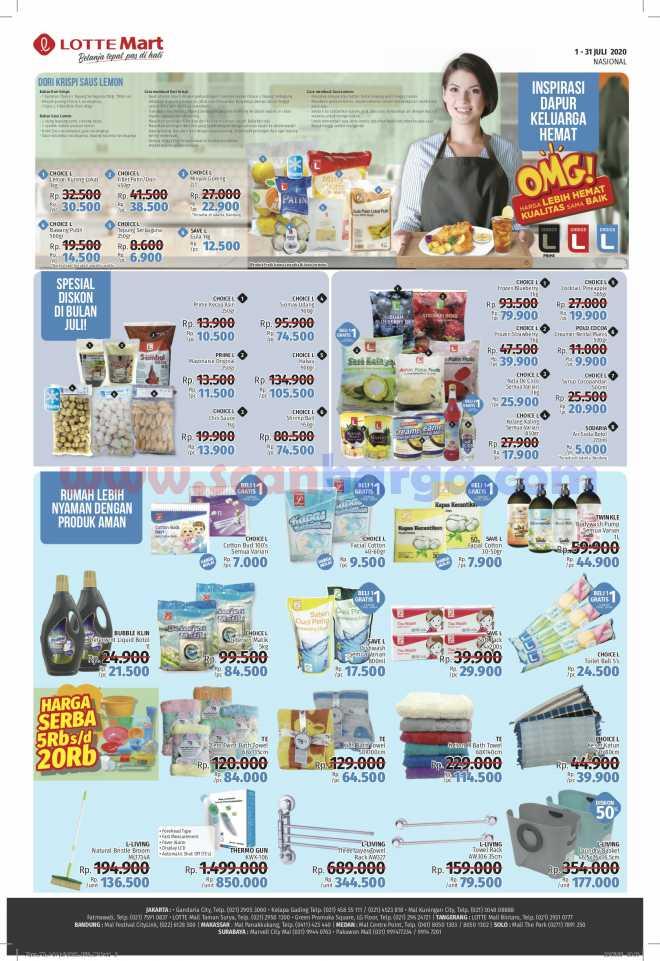 Promo Katalog Lottemart 1 - 31 Juli 2020 2