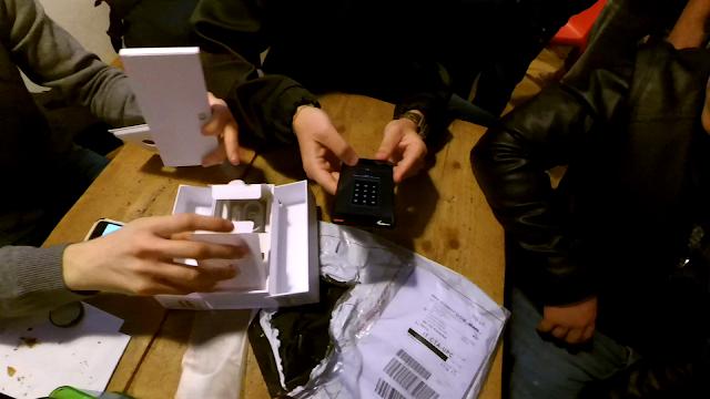 Unboxing Huawei P10 Plus