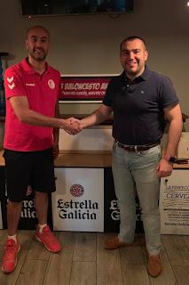 Rafa Ramos será el nuevo entrenador del CB Andújar en Liga EBA