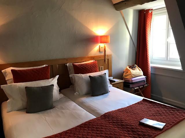 Honfleur - Les maisons de Lea - Hotel restaurant et SPA