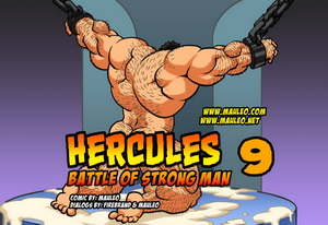 Hercules Battle Of Strong Man 9