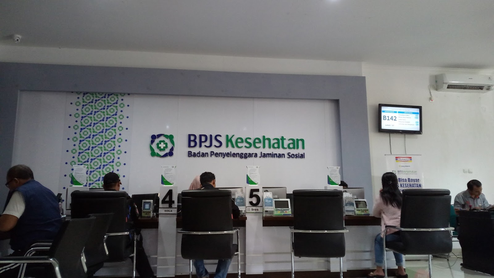 Bikin BPJS di Cibinong