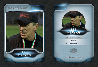 Hall Of Fame: Lee Hlavka, Coach