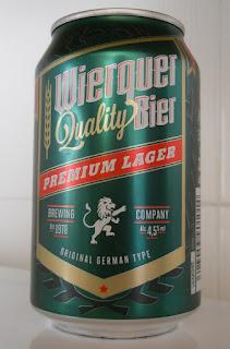 wierquer quality bier premium lager