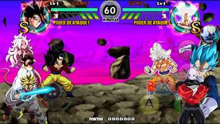 NOVO! DRAGON BALL SUPER (Mod) TAP BATTLE | GOKU ULTRA INSTINTO DOMINADO V2.5 PARA ANDROID - DOWNLOAD