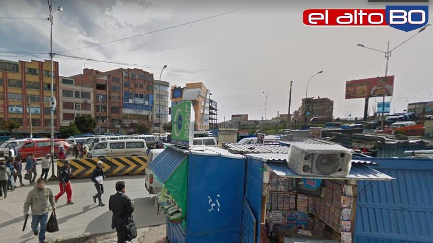 Lugares de El Alto