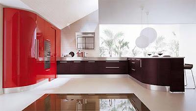 Italian Kitchen design with modern and minimalist style from Masec - Modern Kitchen