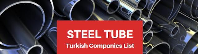 Steel Tube Turkey