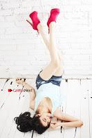 Bollywood Actress Adah Sharma Spicy Ultra HD Poshoot Gallery in Denim Shorts  0006.jpg