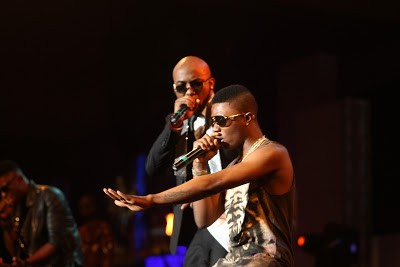 Wizkid Pays Homage To Banky W & Captain Tunde Demerun For Changing His Life #Arewapublisize