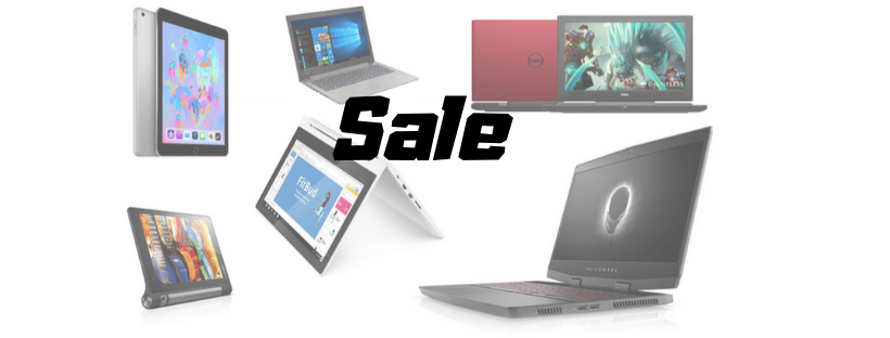 MISTAKES TO AVOID WHILE SHOPPING LAPTOPS ON A SALE