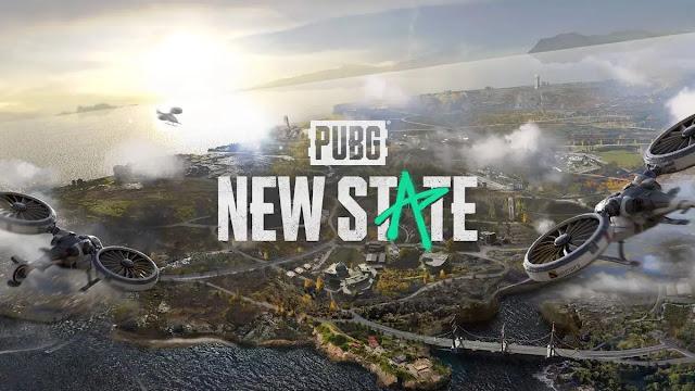 PUBG: New State Resmi Diumumkan