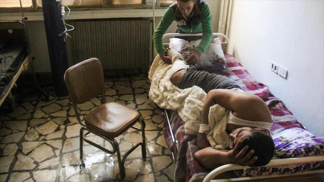 """""""El ataque químico de Siria se hizo desde tierra, no desde el aire"""""""
