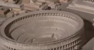 antigua roma coliseo