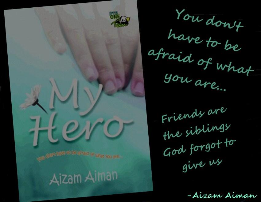 Crimson Melody My Hero By Aizam Aiman
