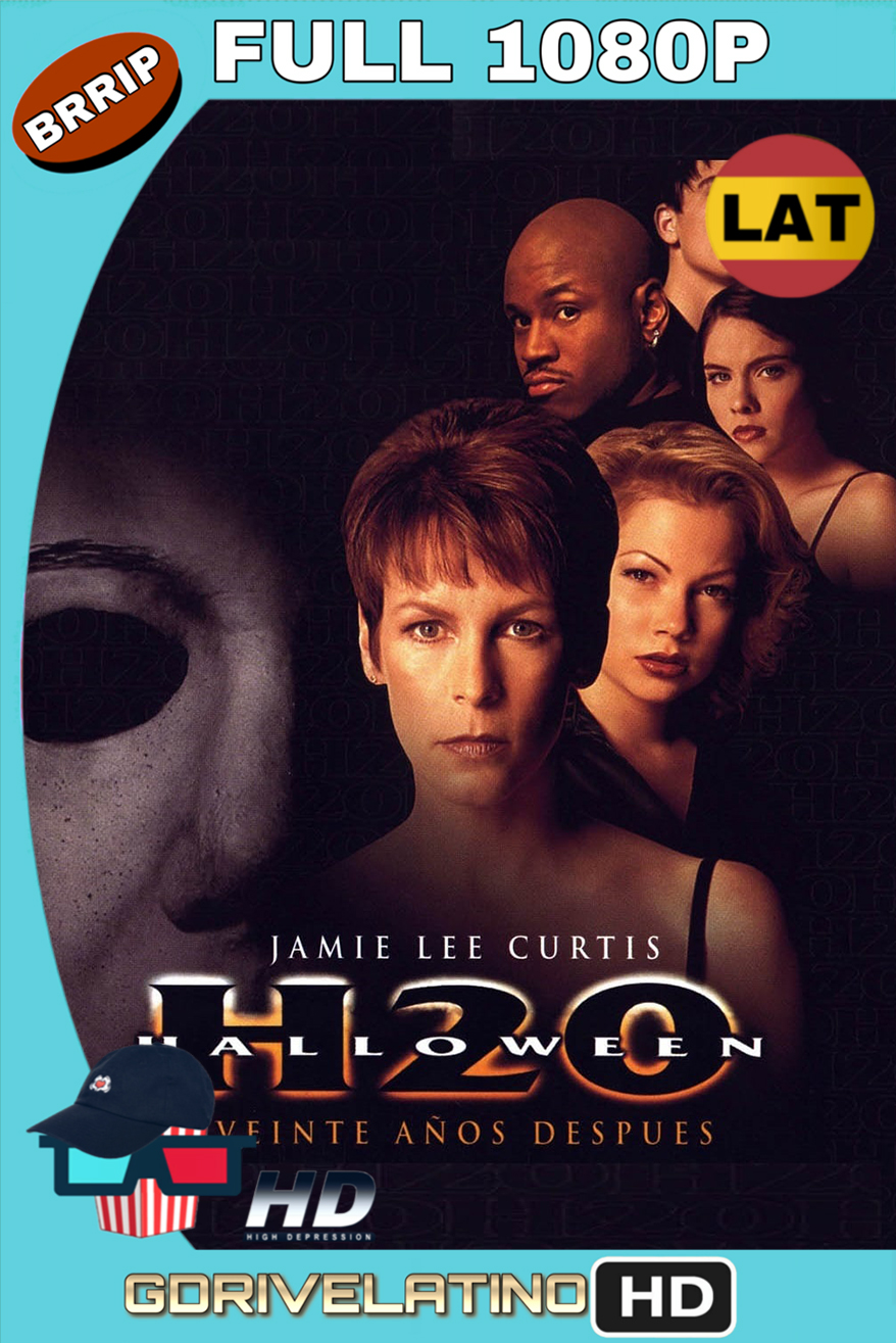 Halloween H20 Twenty Years Later (1998) Latino-Inglés FULL 1080p BRrip MKV
